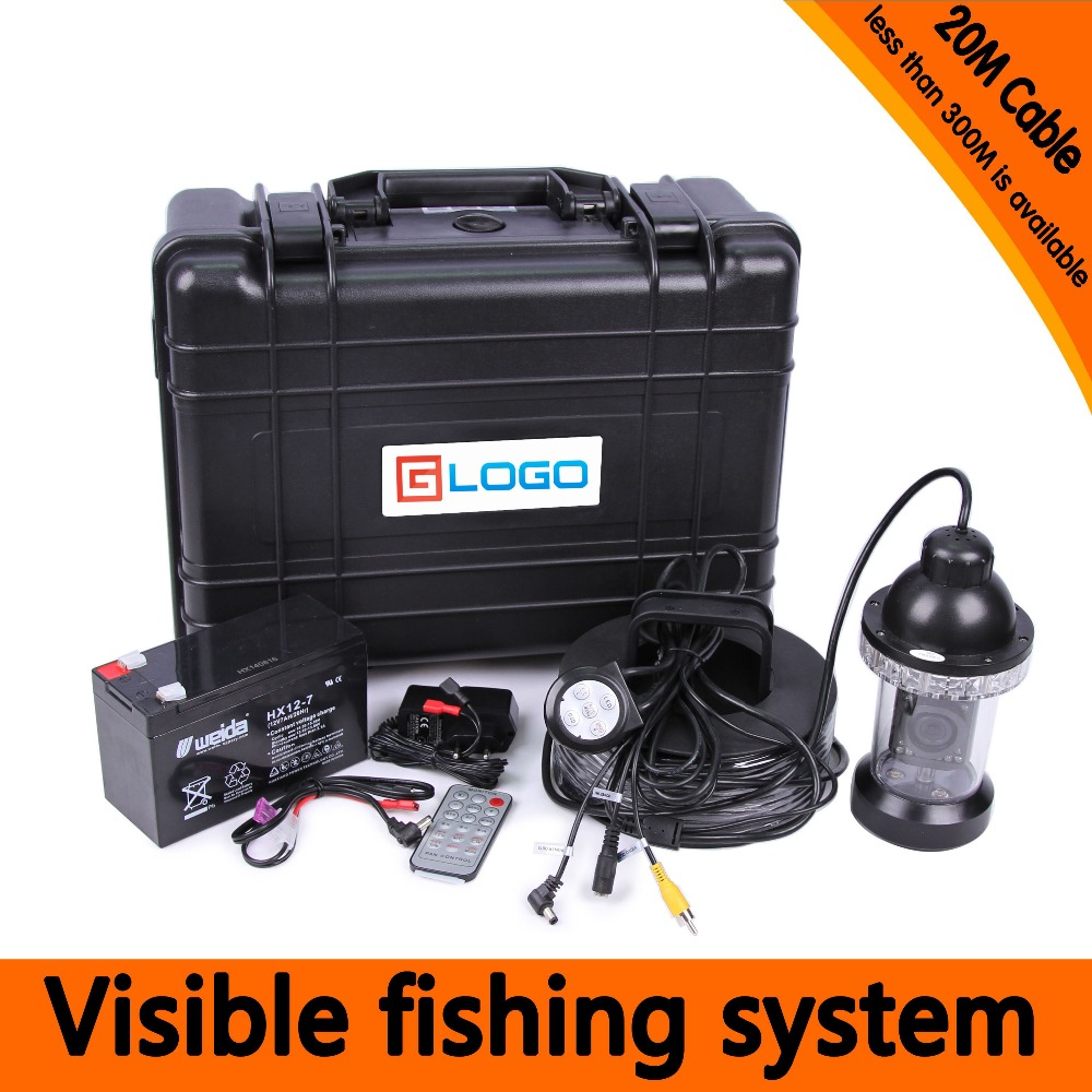 (1 Set) 20M Cable Underwater inspection Camera 360 degree rotation angle with white LED night version Fishing camera Fish finder fundamentals of physics extended 9th edition international student version with wileyplus set