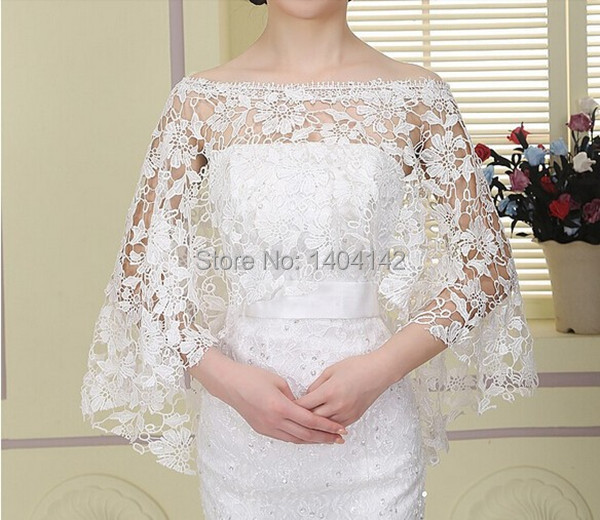 Online Get Cheap Lace Shawl Wedding -Aliexpress.com ...