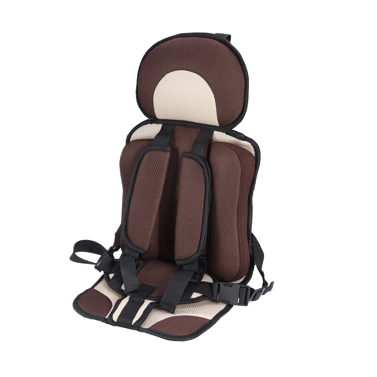 Baby Safety Car Seat Vest Belt Covers Childrens Chairs Kids Seats Coffee
