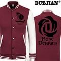 DUZJIAN Primavera nuevo Toro Derrick Rose chaqueta informal hombres baratos chaquetas de invierno masculina chaqueta de los muchachos hip hop chaquetas juveniles