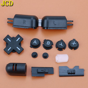 Image 5 - JCD 1Set  Replacement A B X Y abxy L R D Pad Cross Button Full Buttons Set For Nintend DS Lite for NDS Lite for NDSL Buttons Key