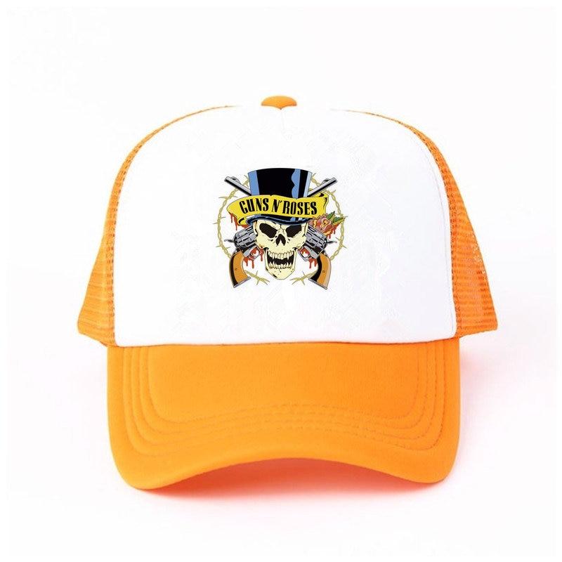 black trucker hat YY44923