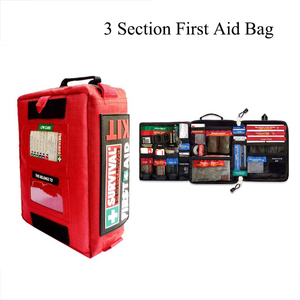Image 3 - Handy First Aid Kit Waterproof Medical Bag for Hiking Camping Cycling Car Outdoor Travel Survival Kit Rescue Treatment