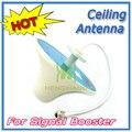 Banda completa de interior omnidireccional antena de techo para 2 G 3 G CDMA GSM DCS PCS W-CDMA señal de teléfono celular repetidor amplificador