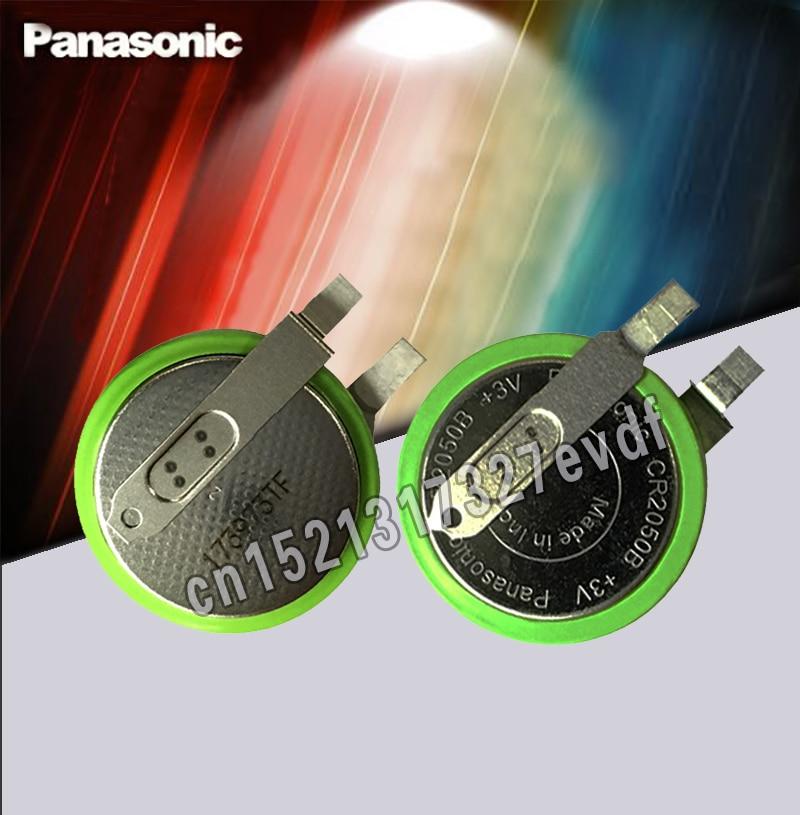 Li-ion de Alta-temperatura Dióxido de Botão de Monitoramento da Pressão dos Pneus do Carro Original Panasonic Cr2050 3 v Mmanganese 4 pc Cr2050b