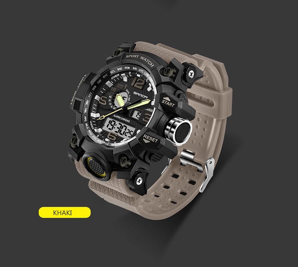HTB1sodcSpXXXXcGaXXXq6xXFXXXO - SANDA Waterproof Sport Watc for Men