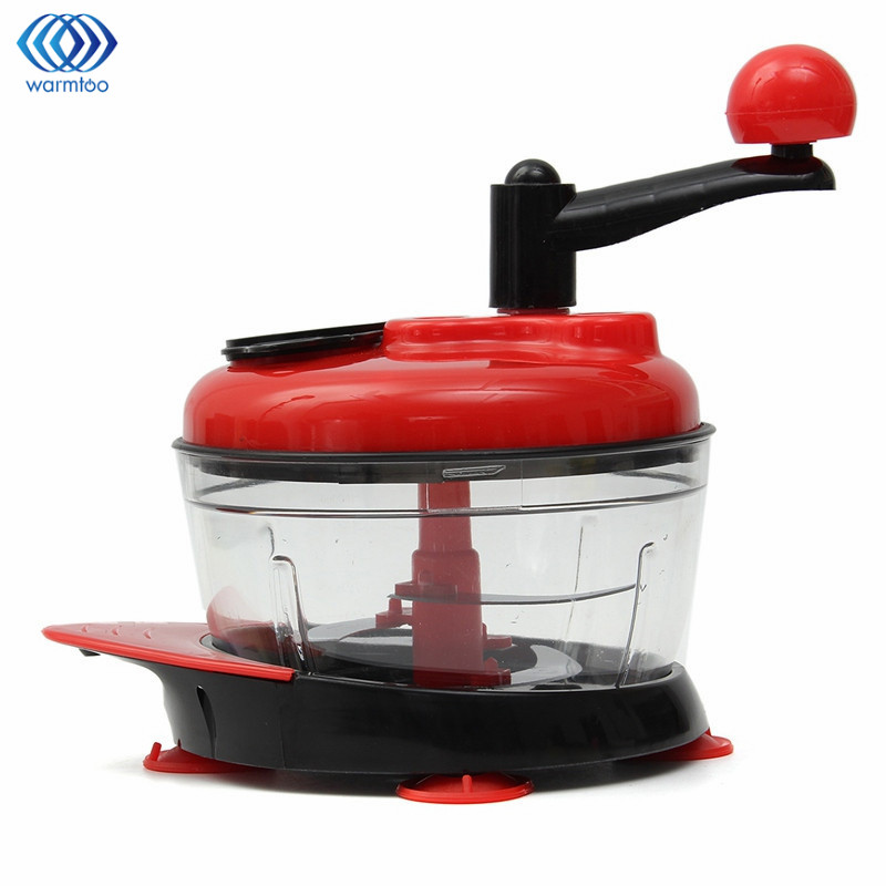 Multi - functional Food Chopper Machine Manual Meat Grinder Kitchen Food Dicer Mincer Mixer Blender Fruit Vegetable Home 2l wholesale fruit mixer manual smoothie blender juicer meat grinder with digital temperature control