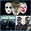 Free Shipping 1pc Heavy Metal Music Band Slip Joker Joey Milk Scary Masks Halloween Costumes Horror