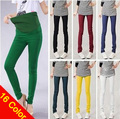 Hot sale great deal Maternity Pants plus size  Slim casual Summer Fall  Pregnancy Clothes Elastic High Waist Pregnant Trousers L
