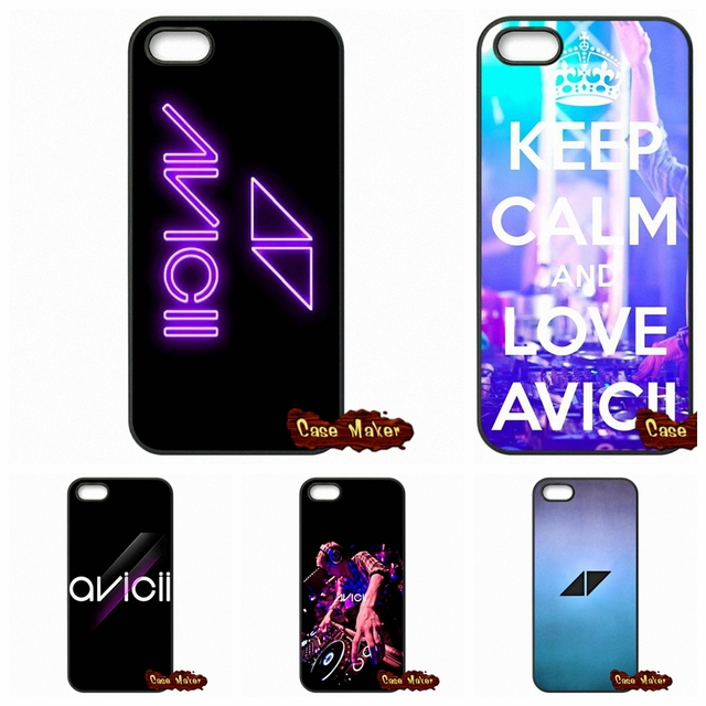 separation shoes 86a6a 13999 US $4.95 |Avicii DJ Logo Phone Case Cover For iPhone SE 4 4S 5S 5 5C 6 6S  Plus Samsung Galaxy S2 S3 S4 S5 MINI S6 S7 Edge Note 3 4 5-in Half-wrapped  ...