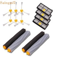 Happy Home Replacement Kits For IRobot Roomba 800 900 Series Vacuum Cleaning Robots 1 Set