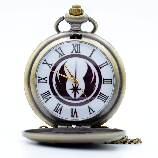 STAR WARS Quartz Pocket Watch
