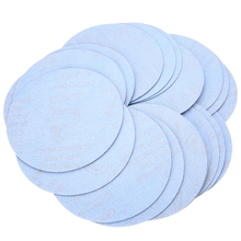 20Pcs 6 3000 Grit Sanding Discs Polishing Pad Paper Sheets for Abrasive Tools