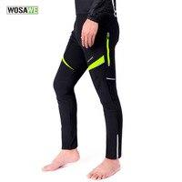 Sportful تشغيل السراويل الطويلة للجنسين للماء 100% البوليستر الدراجات والمشي في الرياضة السراويل lesuire الرياضية