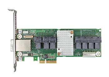 RaidStorage INTEL RAID Expander RES3FV288 SFF8644 SFF8643 NO- cache HD Mini-SAS JBOD PCI-E3.0 x8 12Gb/s Card
