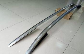 High quality silver oem factory style aluminum side roof rack rail bar for volkswagen vw golf.jpg 350x350