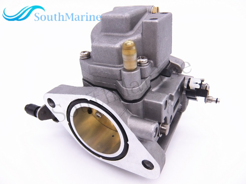66T-14301-02 00 03 Carburetor Assy for Yamaha Enduro E40X 40HP 2-stroke Outboard Motors Engine 66T-14301 66m 14301 11 66m 14301 00 carburetor assy for yamaha 4 stroke 15hp f15 outboard motors