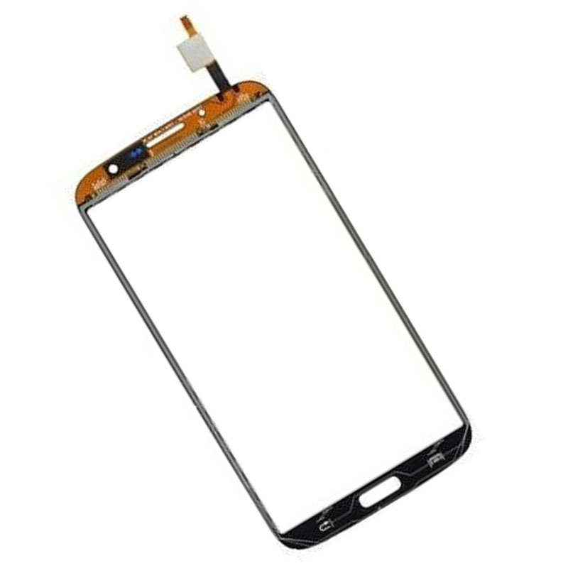 Black For Samsung Galaxy Mega 6.3 GT-I9200 i9200 GT-I9205 i9205 Digitizer Touch Screen Panel Sensor Glass Replacement