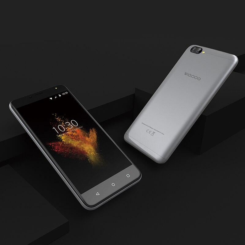 Weippo S6Lite 3G двойной камерой мобильного телефона Android 7.0 1 ГБ + 8 ГБ восьмиядерный смартфон 1080 P 5.5 дюймов Экран Dual Sim сотовый телефон
