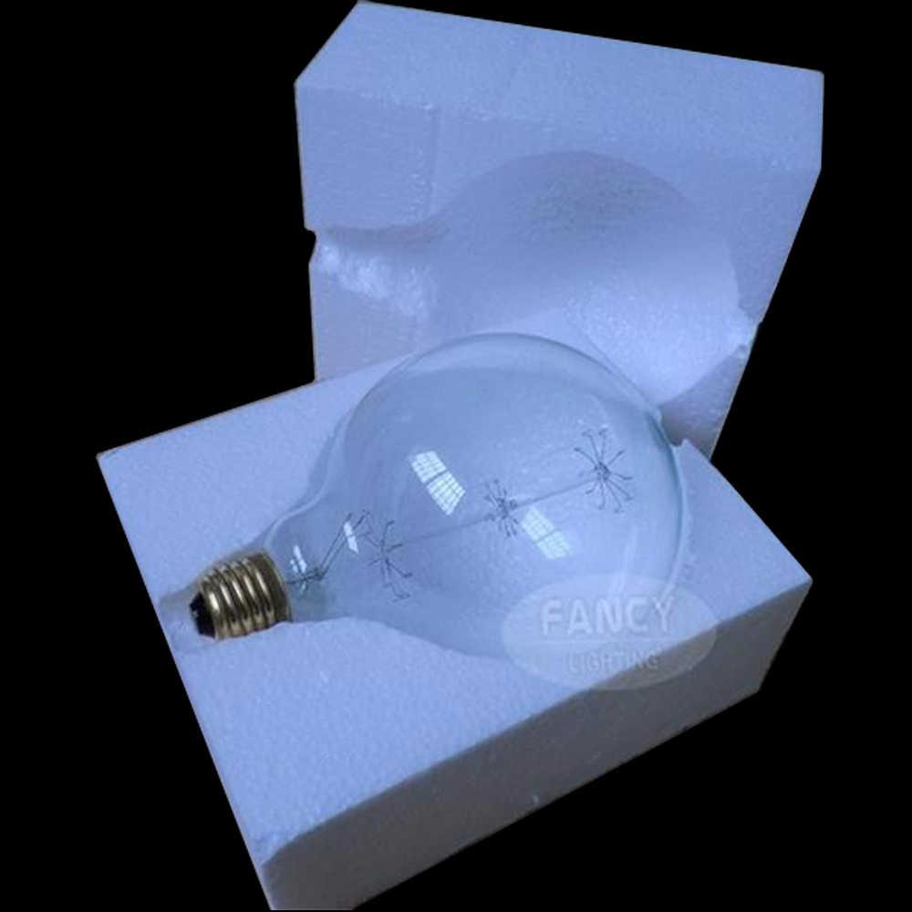 1 шт. Ретро лампа E27/E14 Edison лампа 110 В/220 В лампа накаливания для дома/гостиной украшение винтажная ламповая нить 40 Вт ампул
