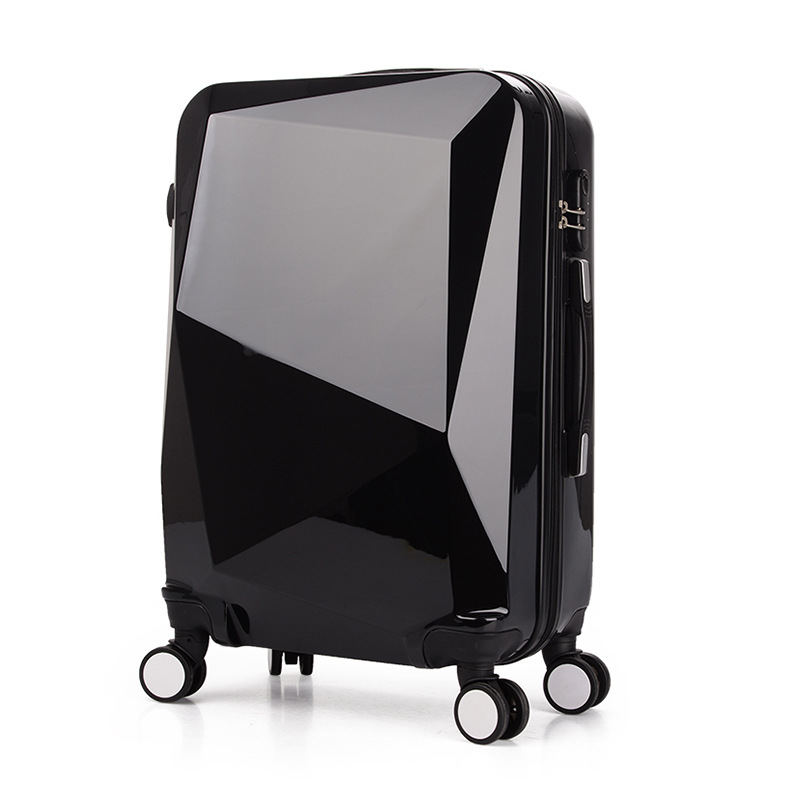 Rolling Luggage Spinner Suitcase Wheels Trolley Women Travel bag 20 inch Student Carry On Password Hardside Trunk Men