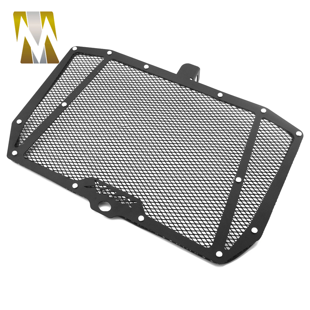 Motorcycle Accessories Radiator Grille Guard Cover Cooled Protector CNC Cover Case For Yamaha XMAX 250 XMAX 300 2017 2018