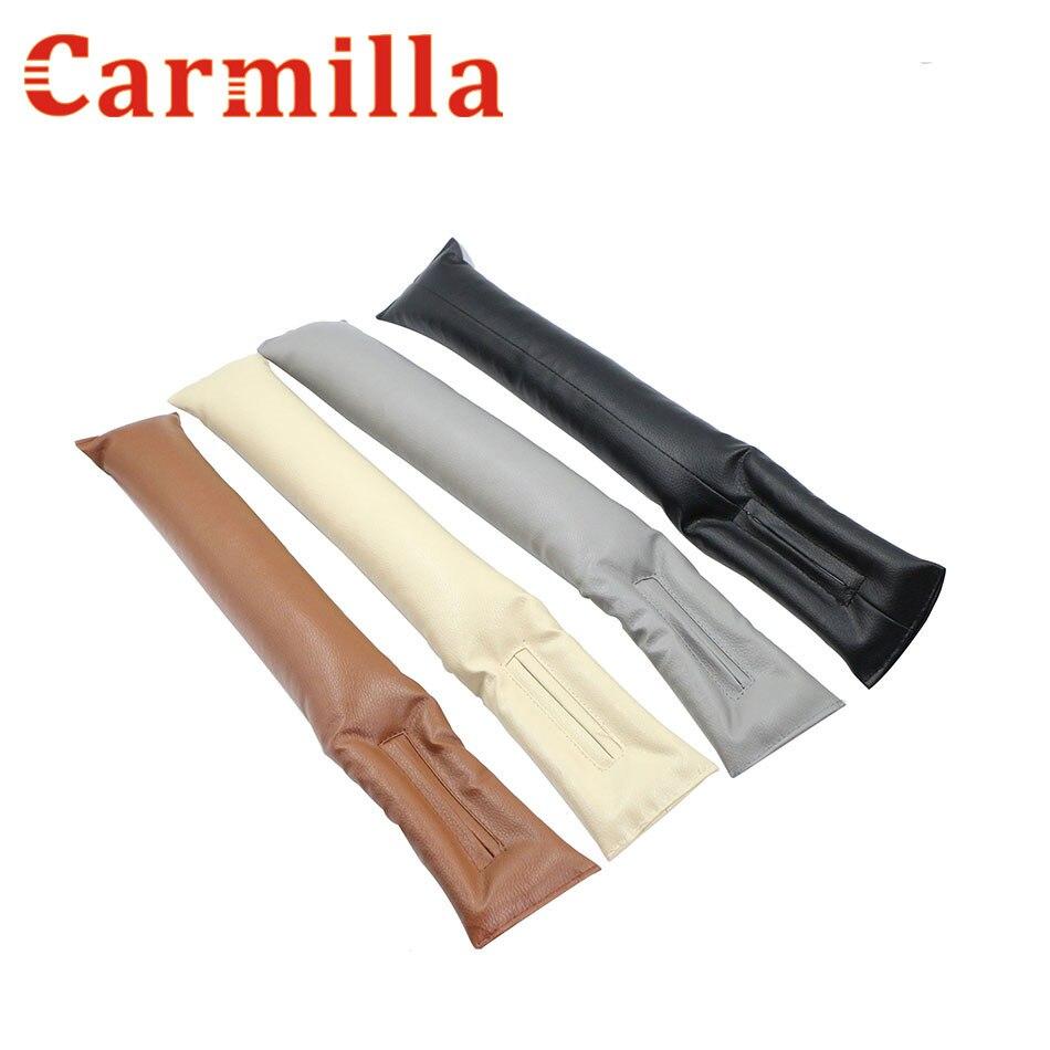 Carmilla Car PU leather seat seam set Dedicated seat leak proof leather filler Car interior decoration and protection