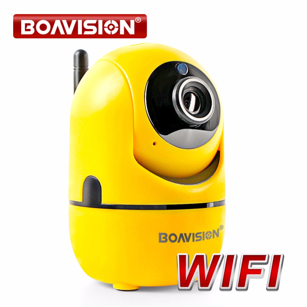 Boavision Hd 720p 1080p Mini Wireless Ip Camera Wi Fi