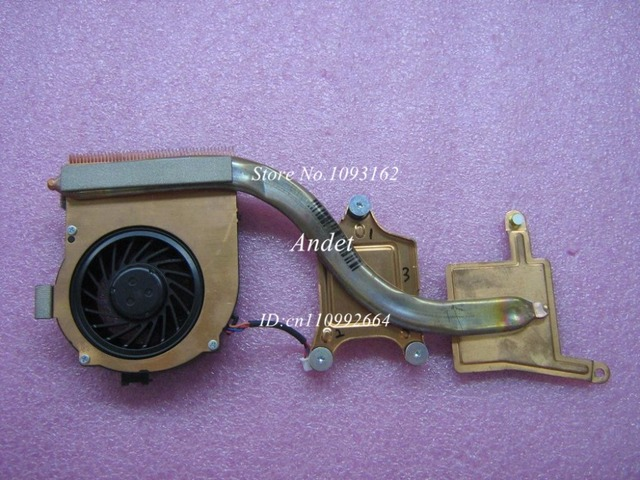 New Original for Lenovo ThinkPad X200 Heatsink CPU Cooler Cooling Fan Cooler System 44C9549 44C9550
