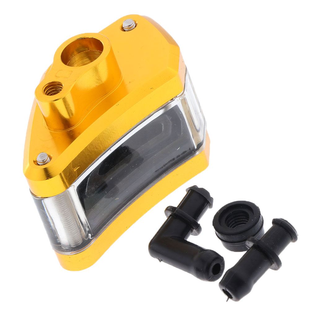 Image 4 - Rear Brake Master Cylinder Tank Oil Cup Fluid Reservoir Bottle for Motorcycle ATV Quad-in Covers & Ornamental Mouldings from Automobiles & Motorcycles