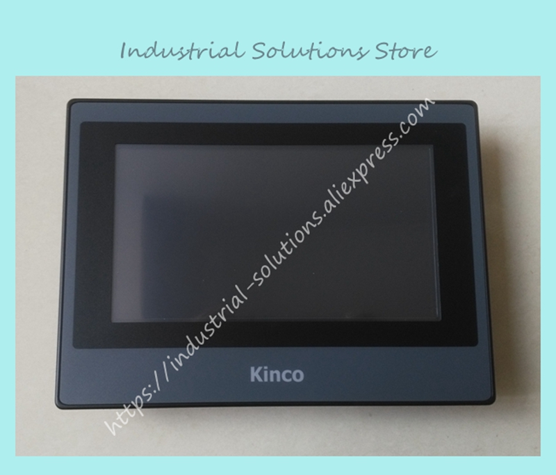 New original 7 inch HMI Touch Panel Display Screen MT4434TE 800*480 1 year warranty in Box mt4434t kinco 7 inch hmi touch screen 800 480 new
