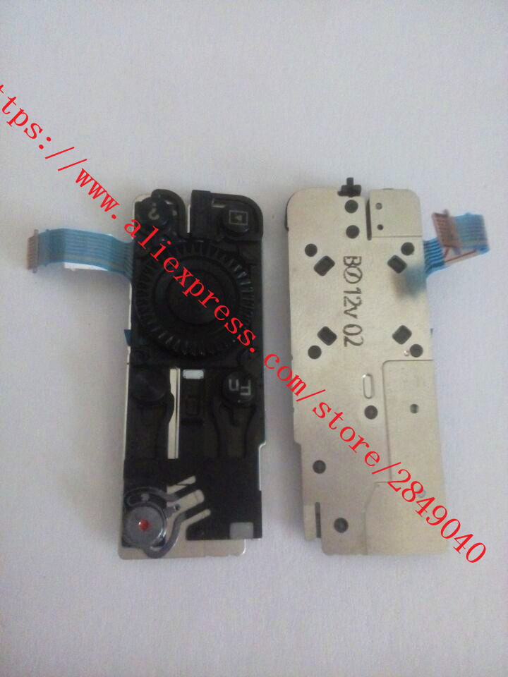 New Keypad Keyboard Key Button Flex Cable Ribbon Board for SONY RX100