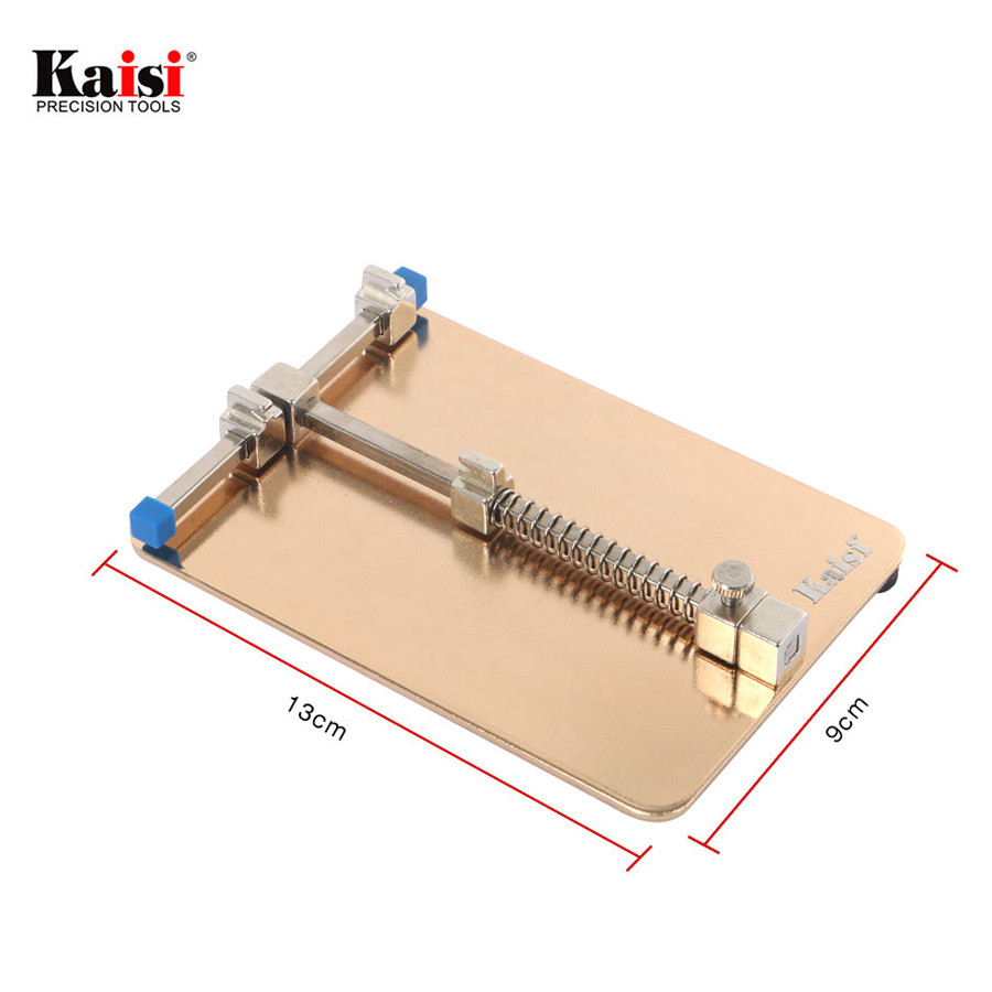 New Arrival Kaisi Universal Metal PCB Board Holder Jig Fixture Work Station for iPhone Mobile Phone PDA MP3 Repair Tool new arrival new vci cdp with best chip pcb board 3 0 version vd tcs cdp pro plus bluetooth for obd2 obdii cars and trucks