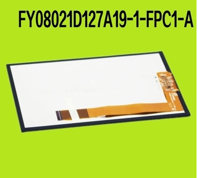 New original 8 inch tablet LCD screen FY08021D127A19-1-FPC1-A free shipping free shipping original 9 inch lcd screen original cable number yx0900725 fpc 0 3cm thick width 126 210