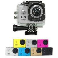 Waterproof Mini Pro Cam Video Sports Camera DV2 0 Inch HD 1080P Outdoor Portable Digital Camcorders