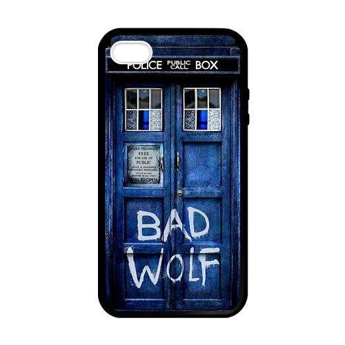 Doctor Who Bad Wolf Cover Case for Huawei Ascend P7 Mini P8 P9 P10 Lite P9 P10 Plus Xiaomi Redmi 2 3 4 Note 2 3 4