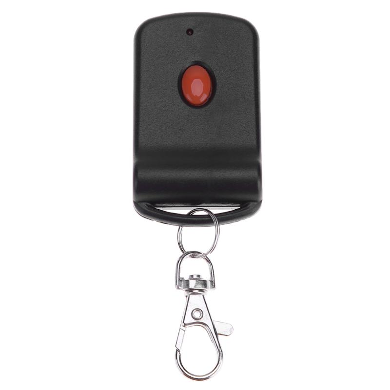 12V RF Wireless Remote Control Switch One Key 433MHz Wireless RF Remote Control Transmitter For Garage Gate Door Electric Car 40km h 4 wheel electric skateboard dual motor remote wireless bluetooth control scooter hoverboard longboard