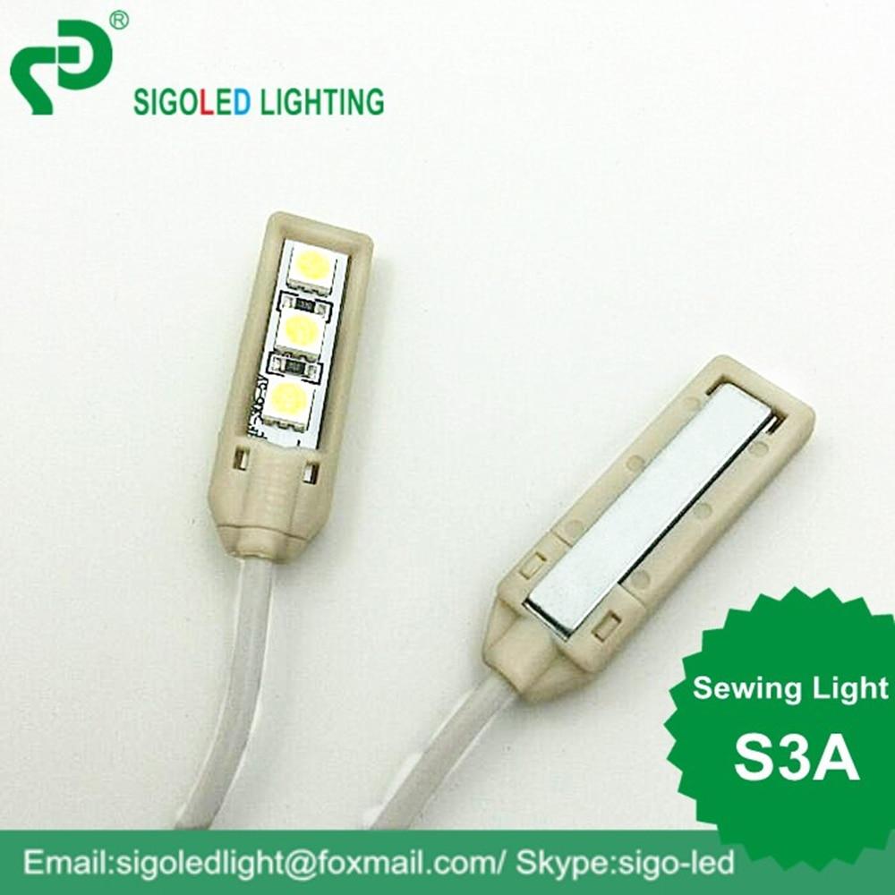Besplatna dostava Visokokvalitetna DC5V S3A pribor za šivanje LED - Profesionalna rasvjeta - Foto 3