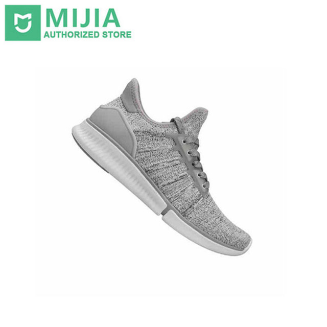 Xiaomi Mi Mijia Smart Light Weight Running Shoes With Chip High Quality Professional Fashion Phone APP Remote Data