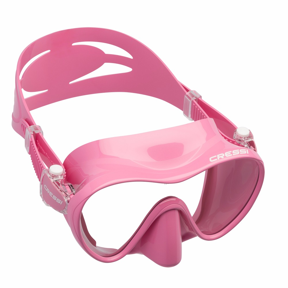 Cressi F1 SMALL Children s Dving Mask One Window Boys Girls Snorkeling Swimming Mask for Kids