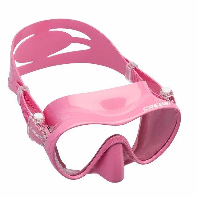 c19738b01c13 Cressi F1 SMALL Children s Dving Mask One Window Boys Girls Snorkeling Swimming  Mask for Kids 9