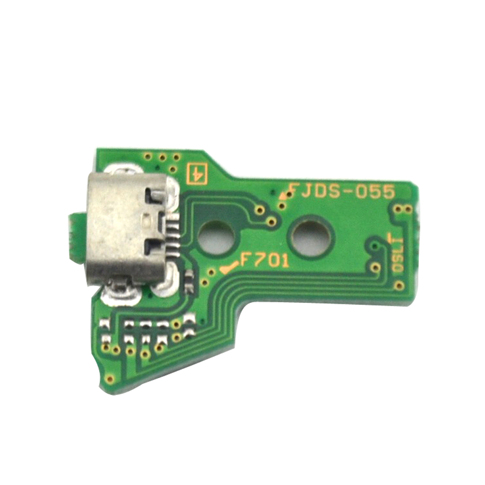 Lamp Triangular Mainboard JDS-055 Version 050 Charging Borad For Playstation 4 For PS4 Wireless Dualshock Controller