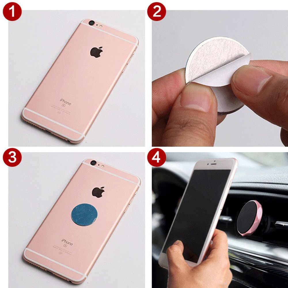 40x0.3mm 30x0.3mm metalowa płytka blacha żelazna na magnes uchwyt na telefon komórkowy na magnetyczny uchwyt na telefon do samochodu posiadacze za darmo