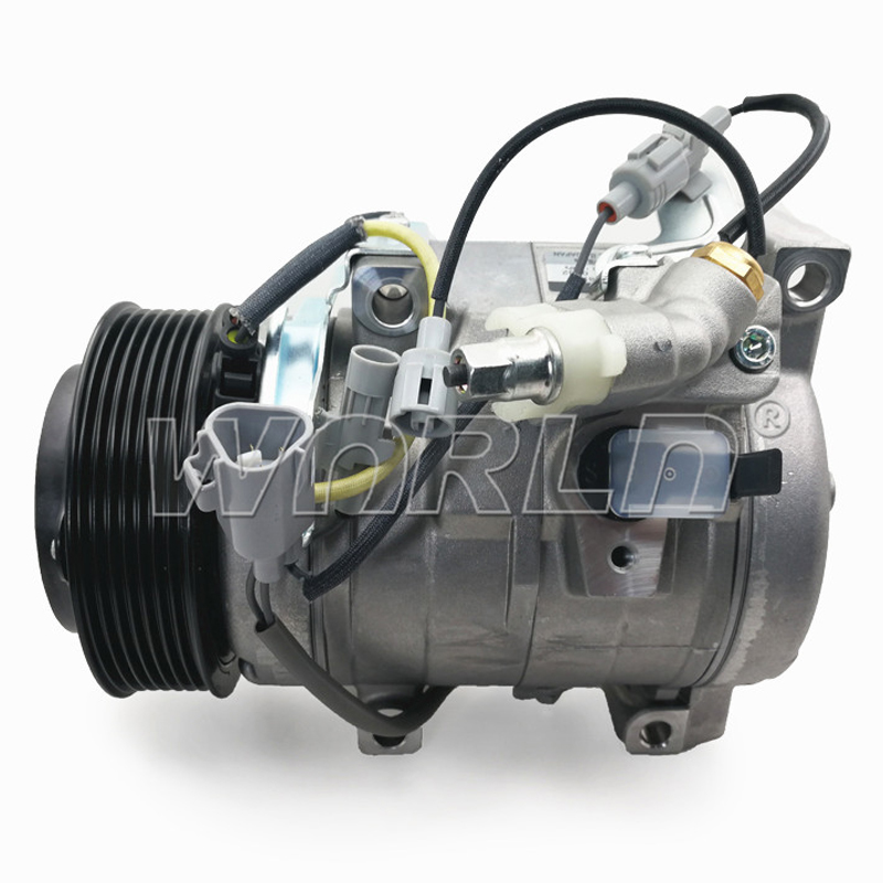 US $120 0 |AUTO AC car air conditioner COMPRESSOR for Toyota Camry Prado  4000 GRJ120 1GR 883206A001-in Air-conditioning Installation from  Automobiles