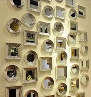 Ceramic decorative wall.