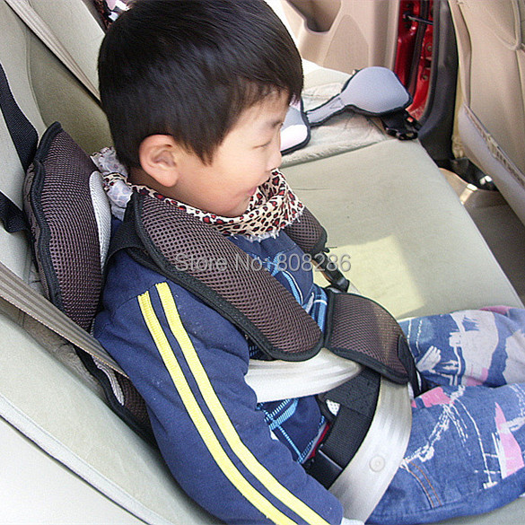 Us 26 59 Baby Car Seat Isofix Car Seats Children Age 5 Months 3 Years Old Car Seat Belt For Child Auto Car Baby Safety Booster Seat In Child Car