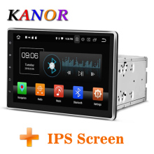KANOR Android 8 0 Octa Core 4g 10 1 inch IPS Double 2 din Car font