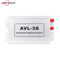 3G GPS трекер 9 36 В веб приложение Бесплатная голосового мониторинга устройства слежения tz avl05 3G WCDMA гео забор SOS превышения скорости сигнализа