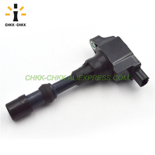 4PCS CHKK-CHKK Car Accessory 30520-PWA-003 Ignition Coil for Honda FIT CITY Jazz 1.3L 2001-2003 30520PWA003