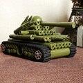 Imitación de Bala Montar Modelos Militares Del Tanque Niño Juguetes Colecciones Decoración de Hierro